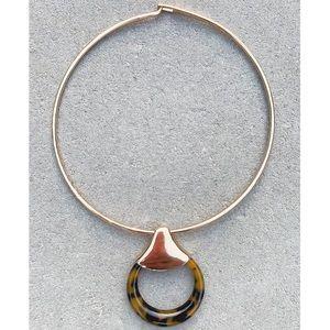 Robert Lee Morris Soho Hardwire Necklace